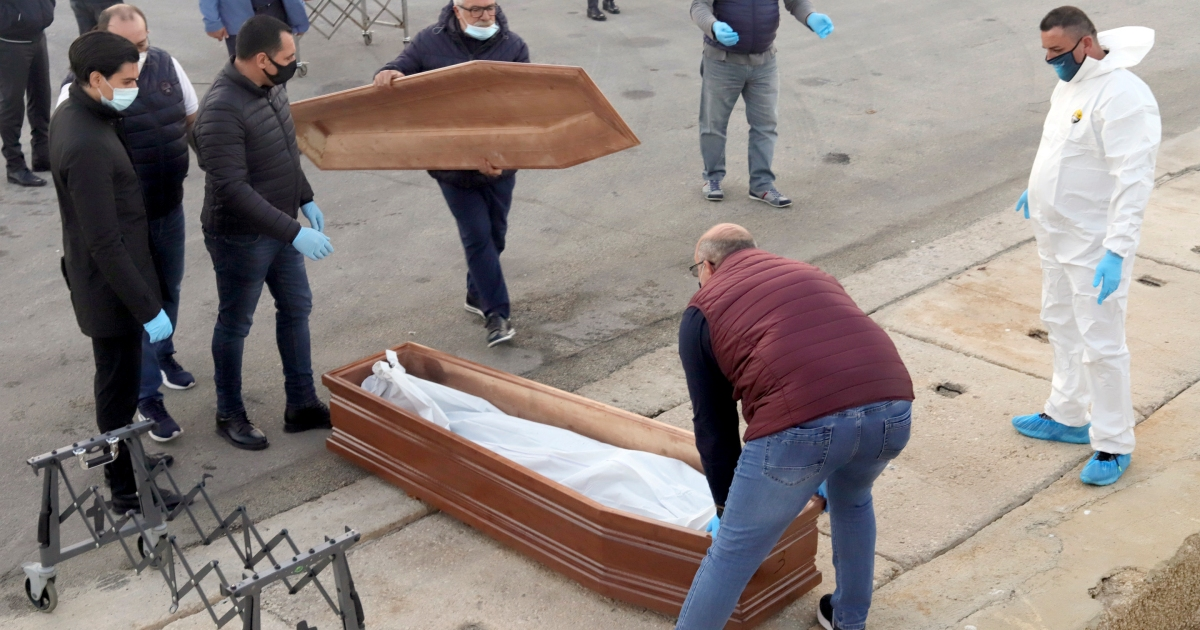 Deaths at sea highlight failings in Europe immigration policy