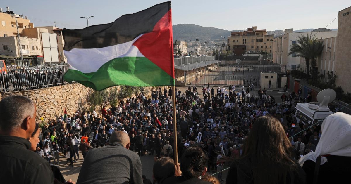 Palestinian protests in Israel showcase 'unprecedented' unity