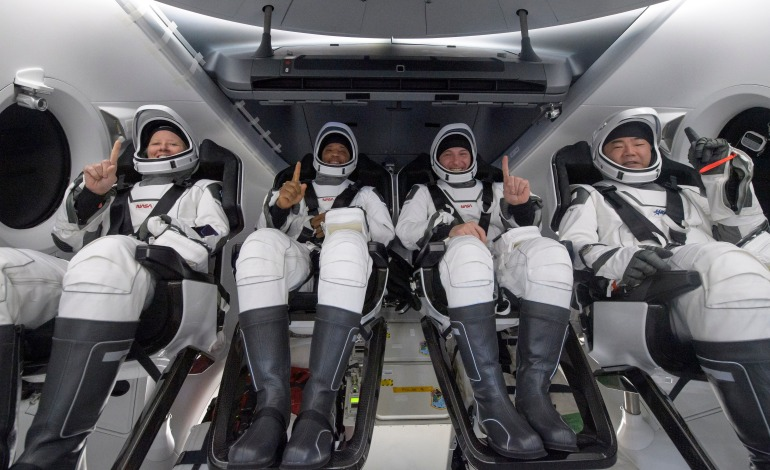 - AP 21122292306558 - How NASA's shuttle programme paved the way for a new era in space   Space News