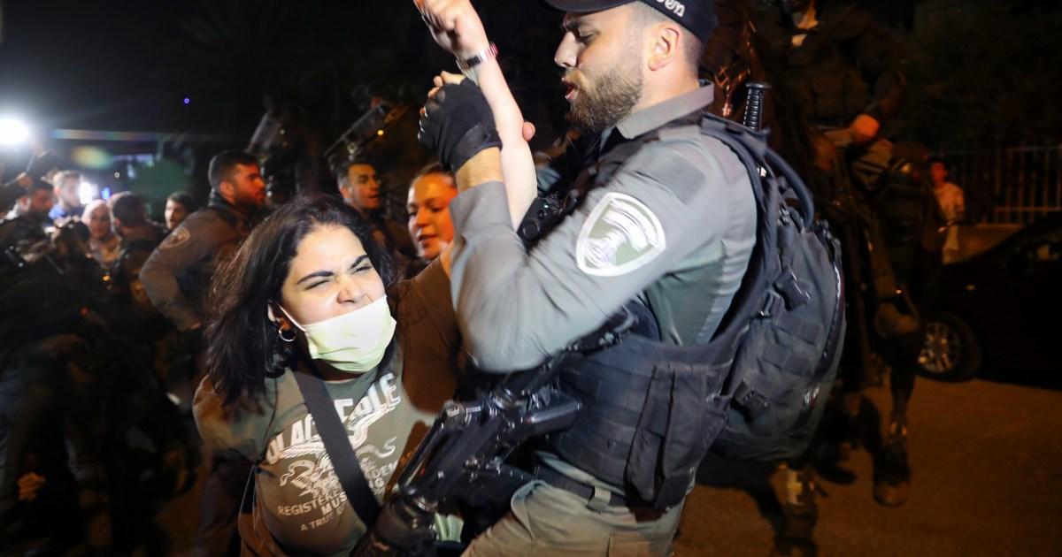 Sheikh Jarrah residents speak out on Israel's forced expulsions | Al-Nakba News