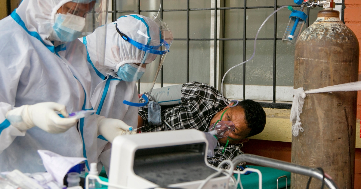 Nepal's ventilator 'bank' boosts COVID fight in rural hospitals