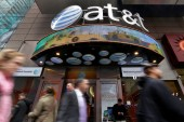 The deal to combine AT&T's media operations with those of Discovery will create a separate United States media company as households increasingly abandon cable and satellite TV, looking instead at Netflix, Amazon Prime Video, Facebook, TikTok and YouTube [Richard Drew/AP]