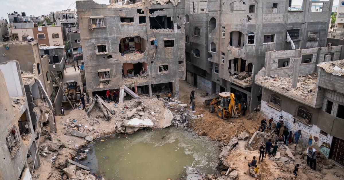 Penekanan AS pada PA di rekonstruksi Gaza berisiko 'menjadi bumerang' thumbnail