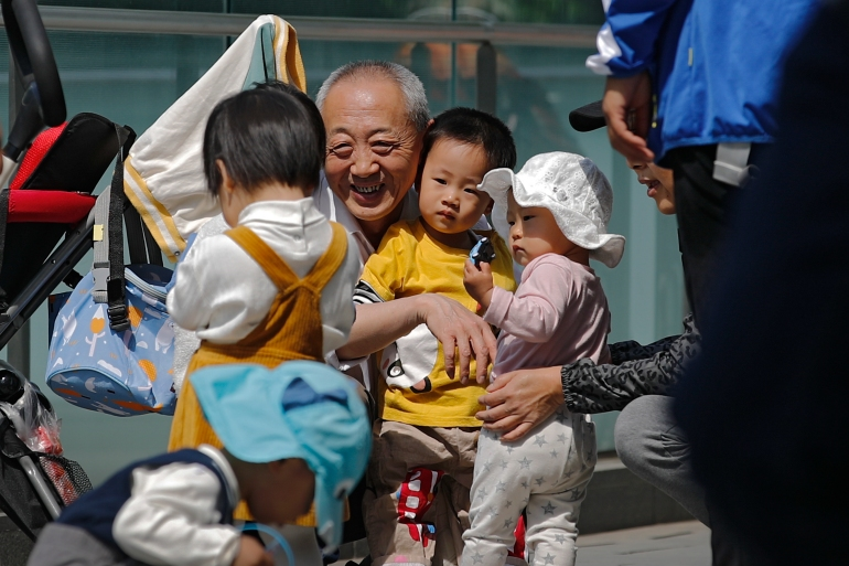 For decades, China enforced a controversial 'one-child policy' - one of the world's strictest family planning regulations [Andy Wong/AP Photo]