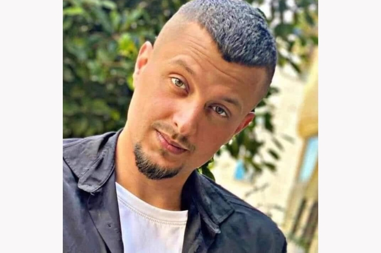 Ahmad Jamil Fahd was shot by an undercover Israeli unit posing as Arabs in Ramallah on Tuesday [Twitter]