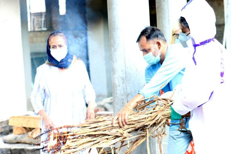 India S Political Prisoners In Bad Health Lose Family Amid Covid Coronavirus Pandemic News Al Jazeera