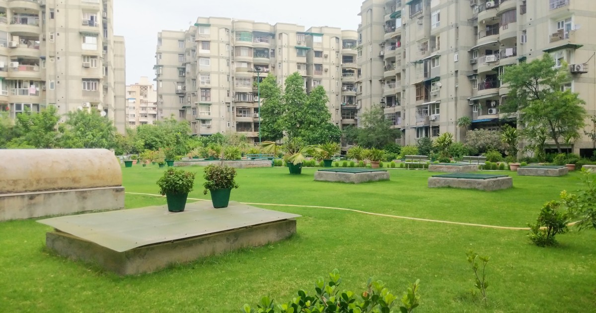 As COVID overwhelms India's hospitals, housing societies step in