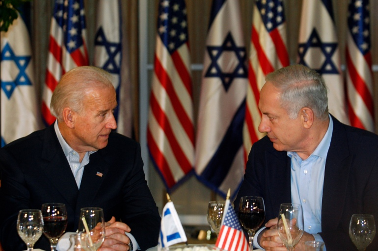 Timeline: How US presidents have defended Israel over decades | Conflict News | Al Jazeera