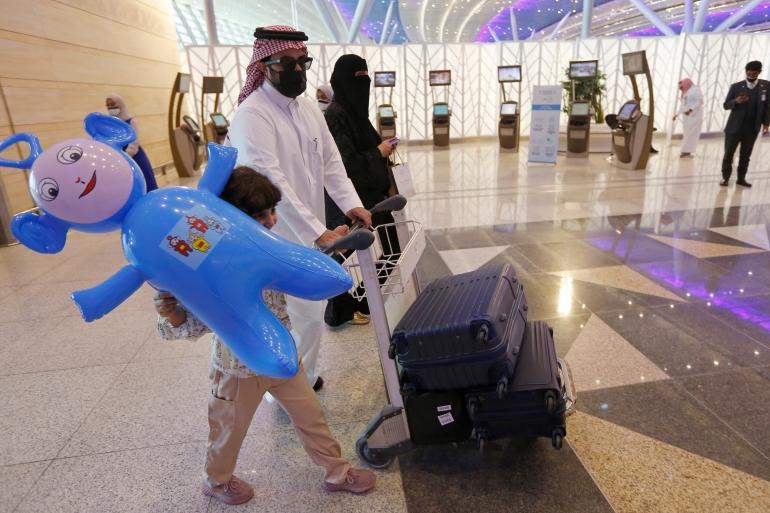 Saudi Arabia, coronavirus, covid19, Saudi Arabia eases travel ban for vaccinated citizens, harbouchanews