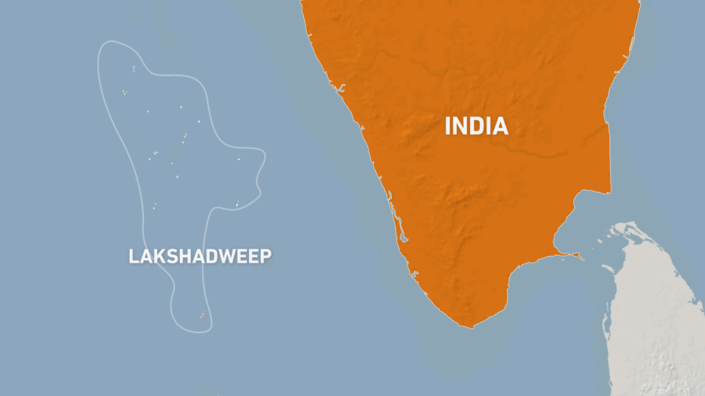 Filmmaker in India's Lakshadweep charged over 'bioweapon' remark thumbnail