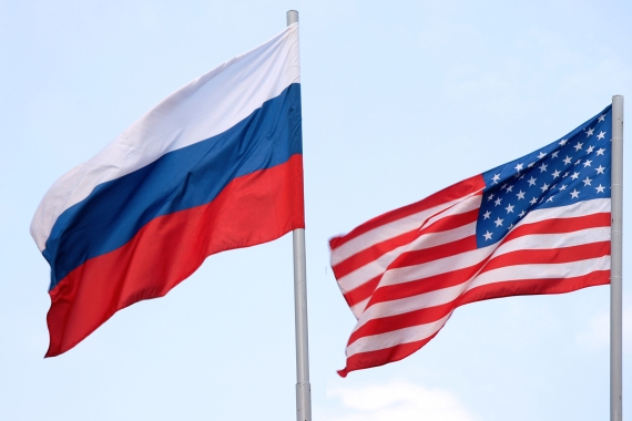 What is the 'Great Game' between Russia and the United States?