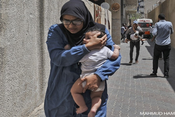 Gaza: What can be done to stop the unfolding humanitarian crisis?