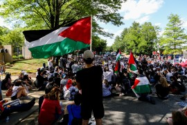 Are attitudes towards Palestine shifting in the US?