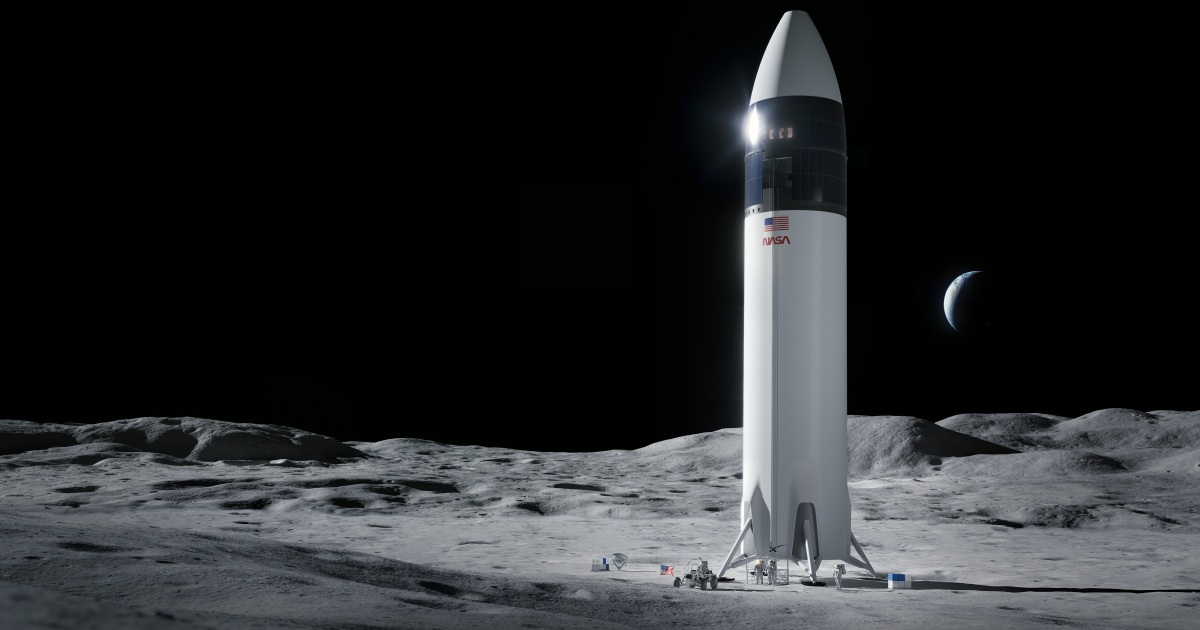 Moon fight: Blue Origin, Dynetics protest NASA's SpaceX contract