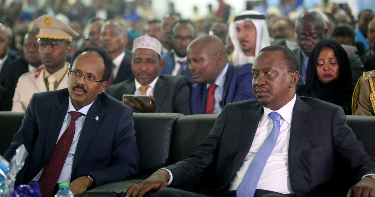 Kenya to reopen Mogadishu embassy 'as soon as possible'
