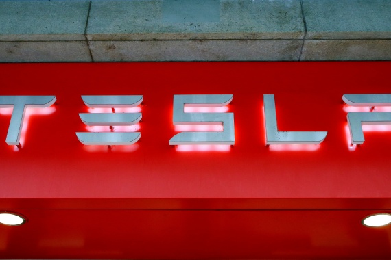 Tesla says in owners' manuals and on its website that both Autopilot and 'Full Self-Driving' are not fully autonomous and that drivers must pay attention and be ready to intervene at any time [File: Arnd Wiegmann/Reuters]