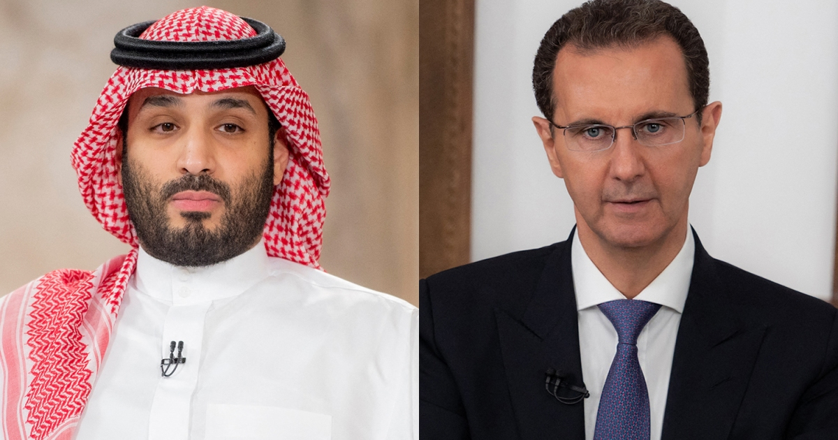 'Times have changed': Saudi Arabia-Syria in rapprochement talks