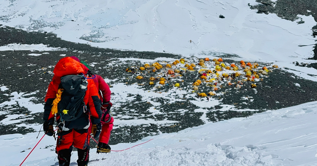 """Photo of Coronavirus ravages Nepalese villages near Mount Everest, """"fear and panic""""   Everest News"""