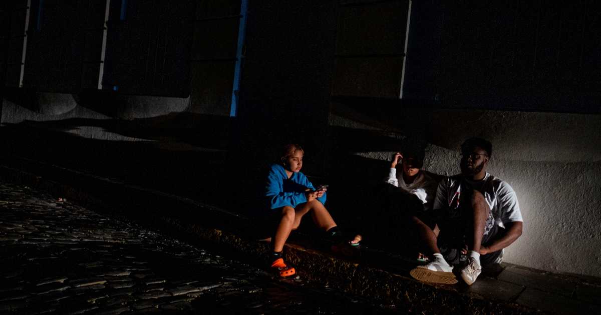 Puerto Rico faces blackout after cyberattack, fire