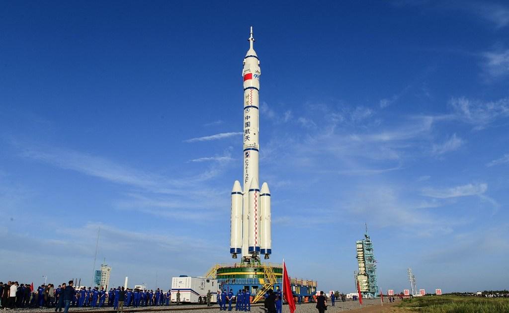 Three crew set for Thursday launch of China's Shenzhou-12