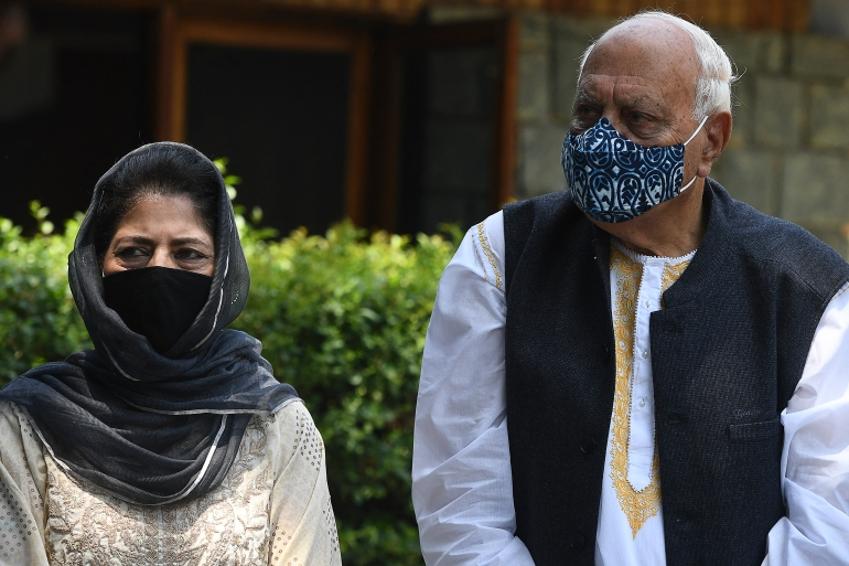 What to expect as Kashmir leaders meet India's Modi in New Delhi   Conflict News