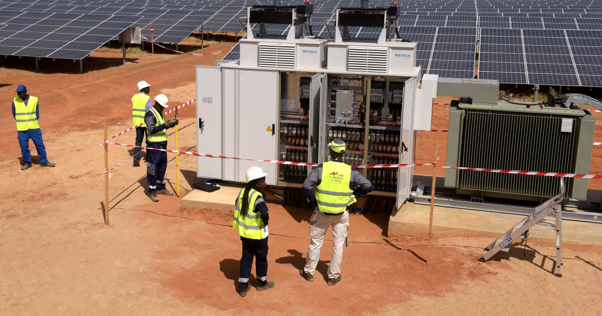 Time to make energy poverty in Africa a thing of the past thumbnail