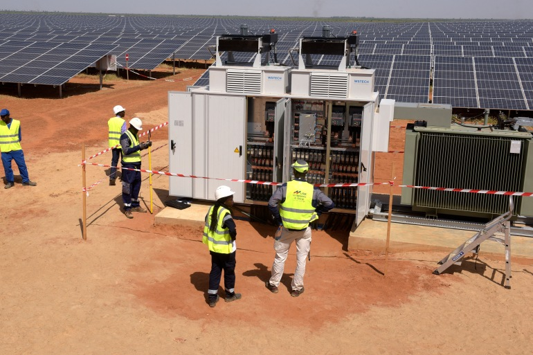 Op-Ed: Time to make energy poverty in Africa a thing of the past