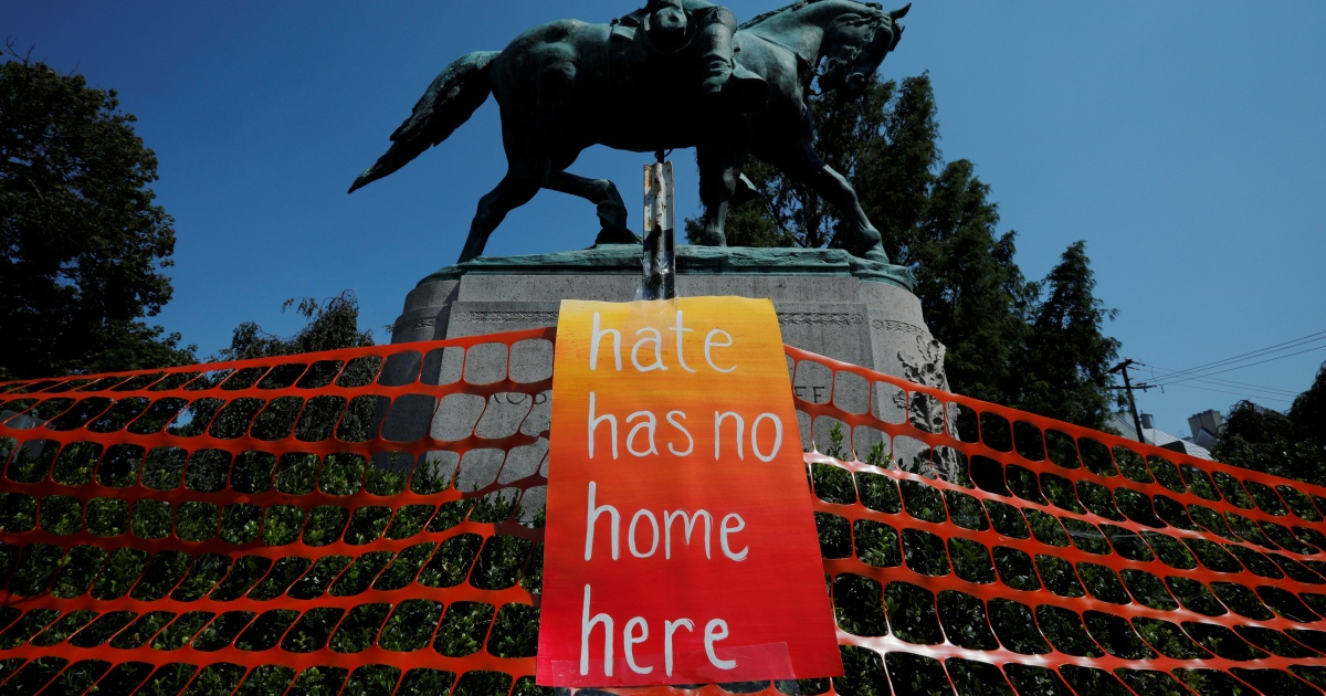 Confederate Robert E Lee's racist legacy fuels US renaming push | Race Issues News