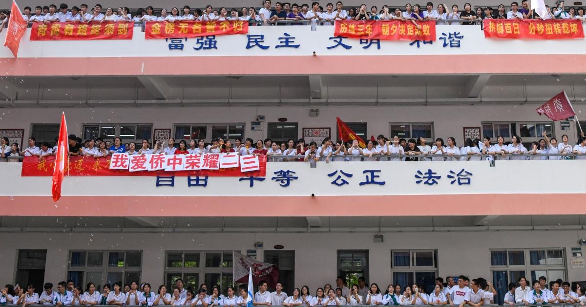 China moves to discipline 'crazy tutoring scene'