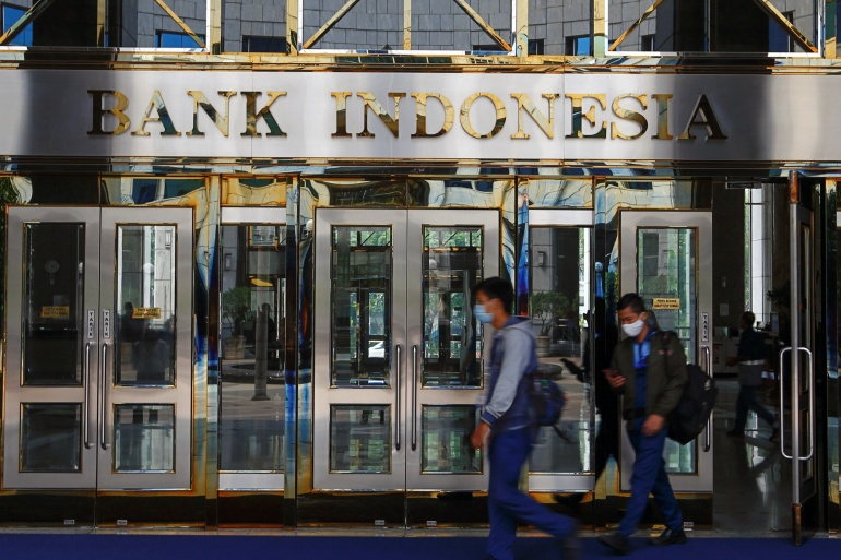 Recruiters say that since 2018 it's been harder to hire for banks and fintech companies in peer-to-peer lending [File: Ajeng Dinar Ulfiana/Reuters]
