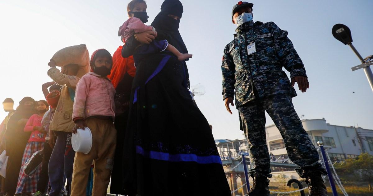 Bangladesh: Is Bhasan Char a 'prison island' for the Rohingya?