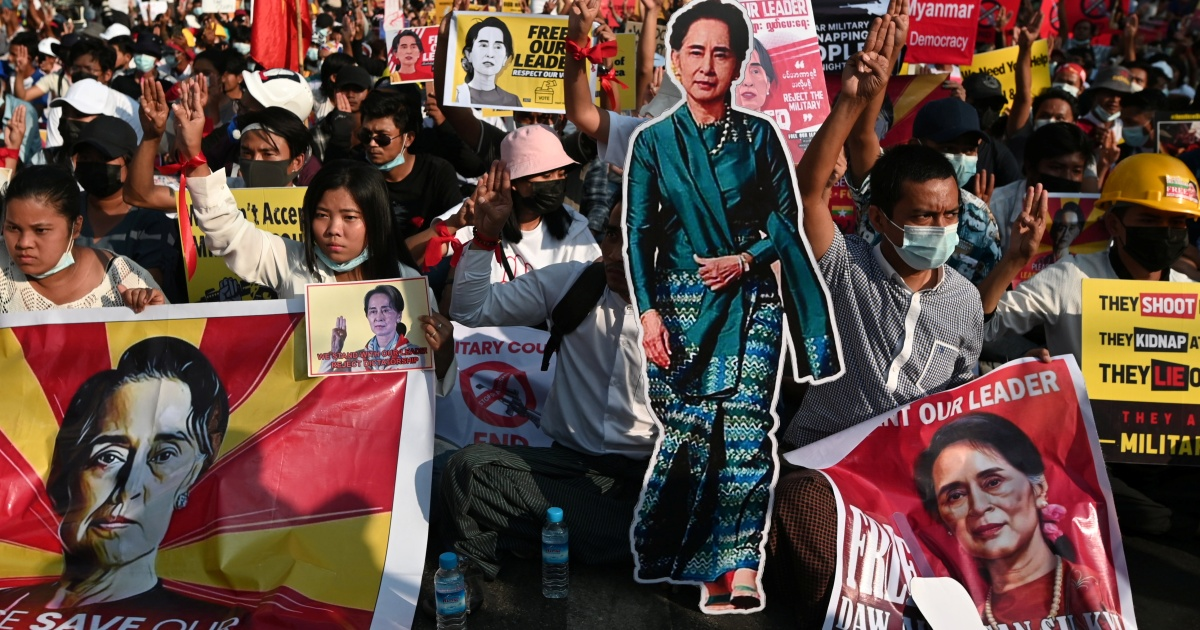 Myanmar targets Aung San Suu Kyi with new corruption charges thumbnail