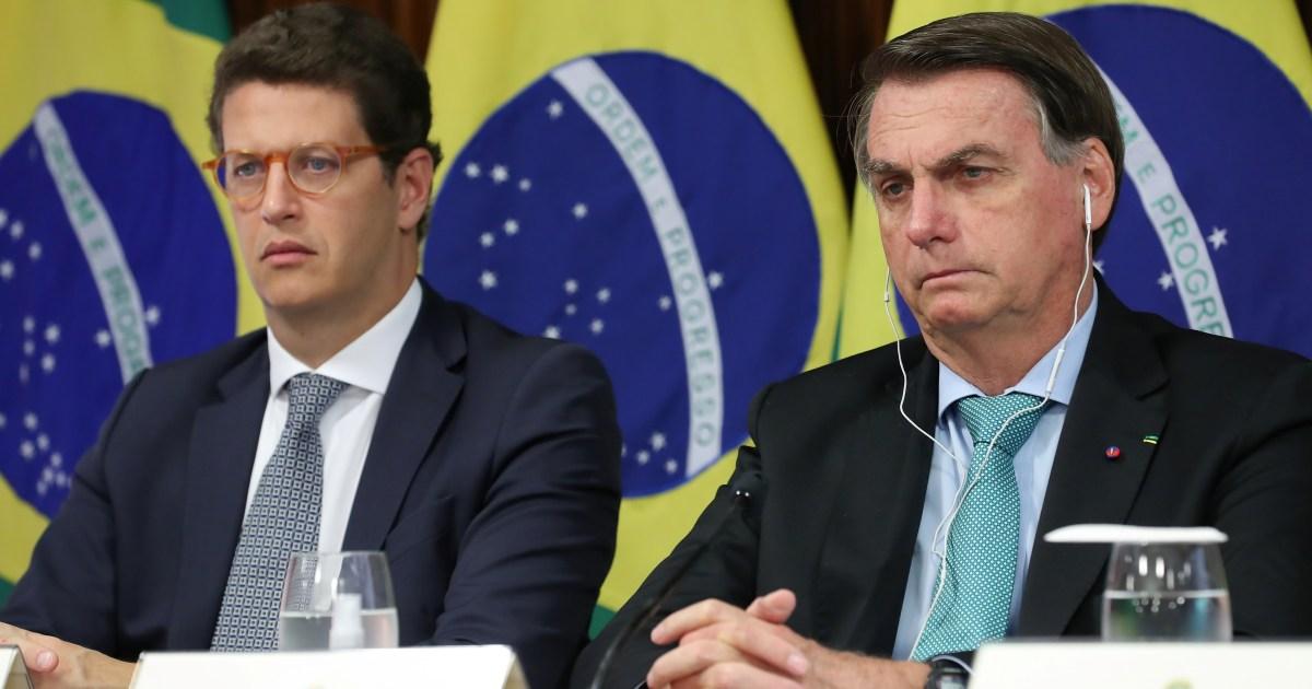 Brazil judge voids ex-environment minister's passport amid probe thumbnail