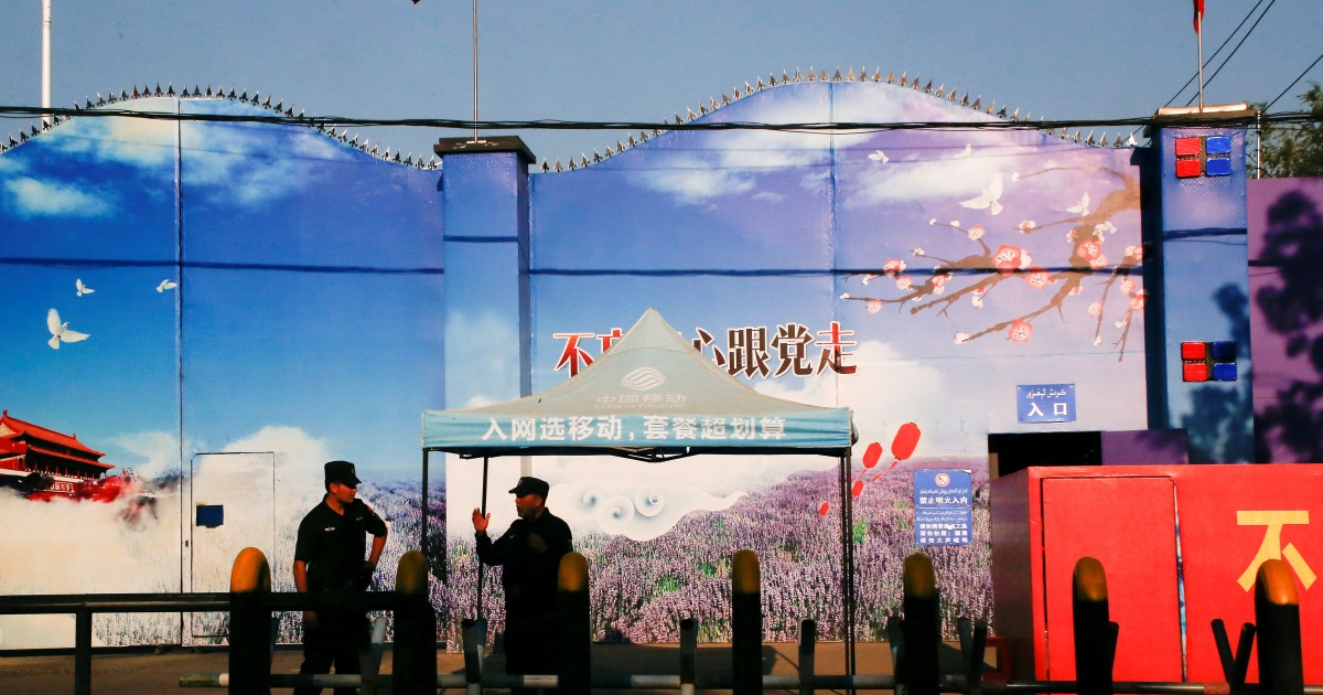 Canada, allies to China: Open Xinjiang to 'independent observers'