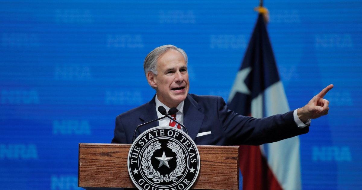 Texans to be allowed to carry concealed handguns without permits