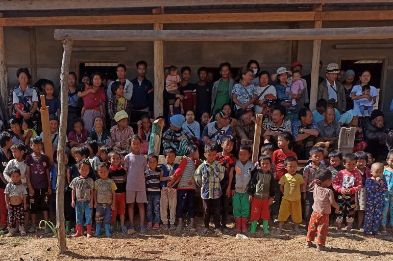 UN says crisis in eastern Kayah State could push people across international borders seeking safety [Reuters]