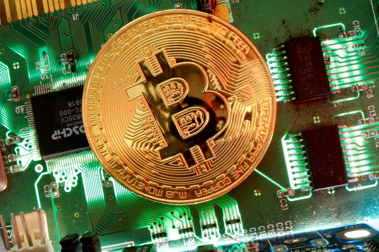 President Bukele will soon propose a bill to formally accept cryptocurrency as legal money [File: Dado Ruvic/Reuters]