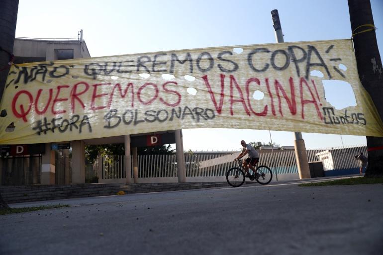 Brazil, Copa America, coronavirus, covid19, Covid pandemic, Covid second wave, Rio de Janeiro, Covid crisis, Harbouchanews