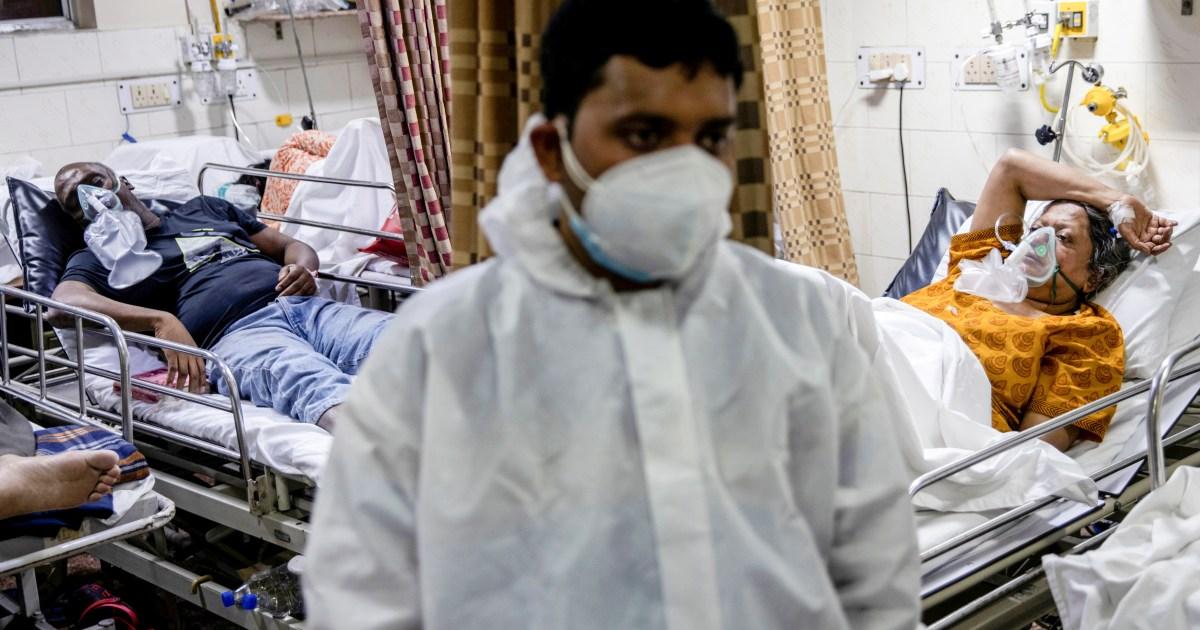 India says Delta Plus is a 'variant of concern', 22 cases found | Coronavirus pandemic News | Al Jazeera