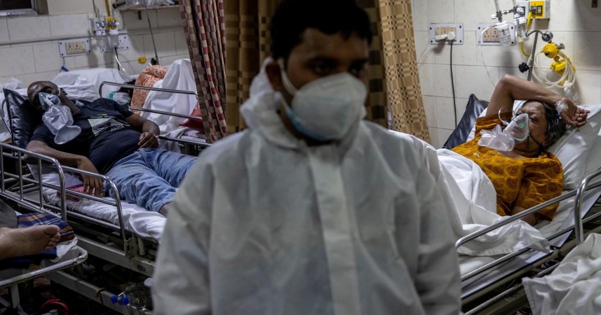 India says COVID Delta Plus 'variant of concern', 22 cases found