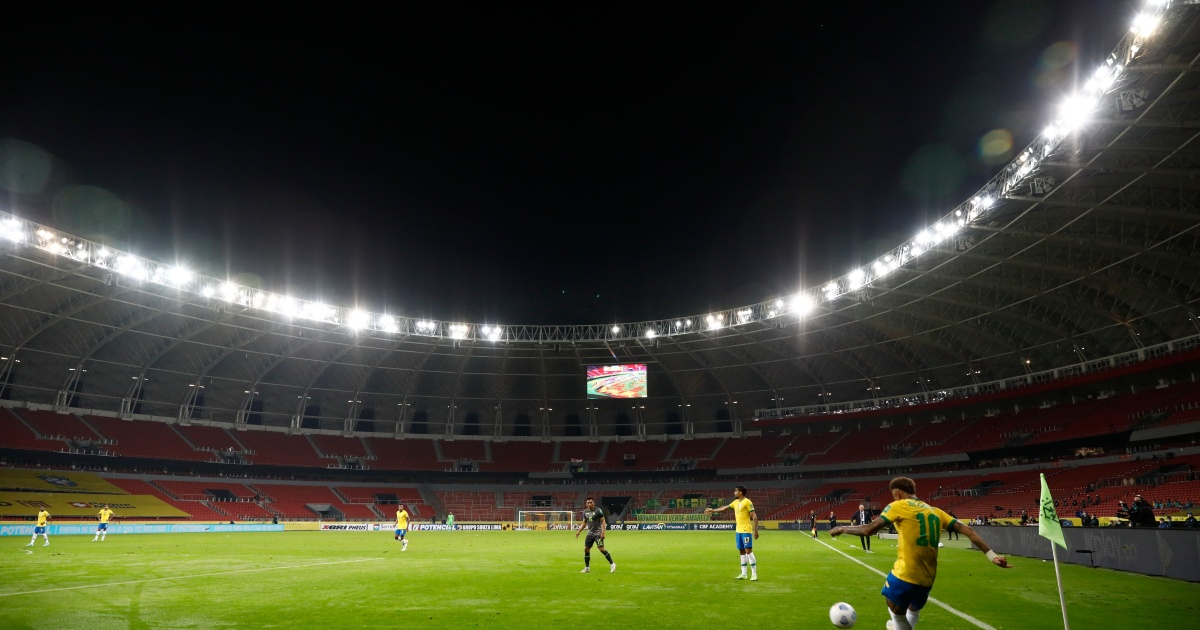 Can COVID-stricken Brazil host Copa America? thumbnail