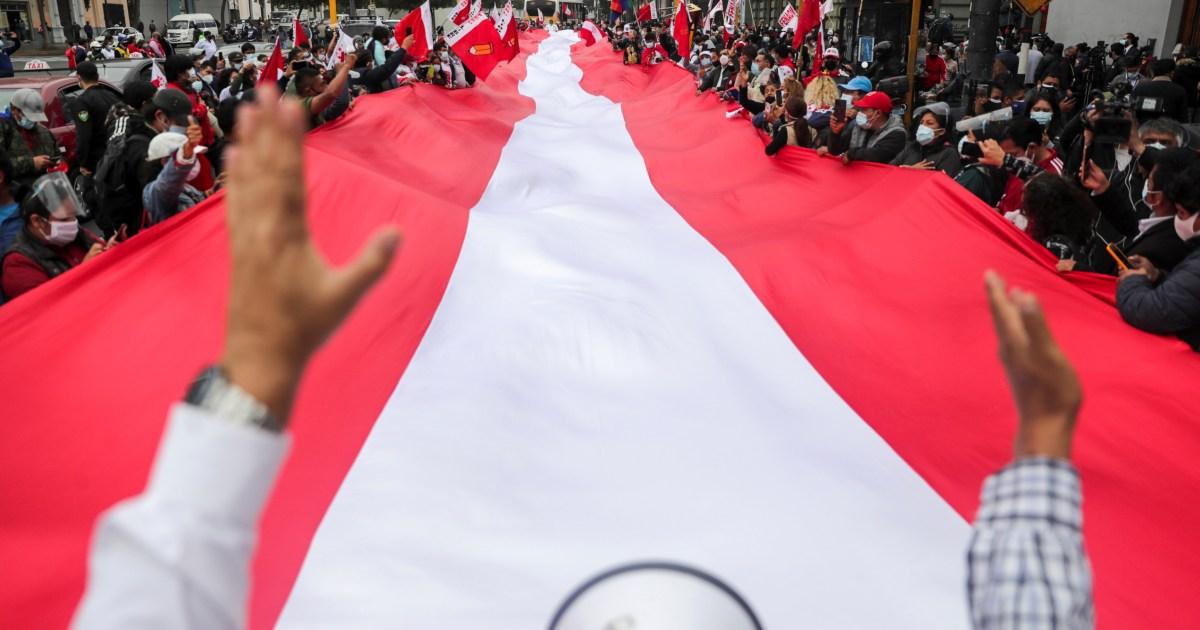 Peru's polarised presidential runoff still too close to call