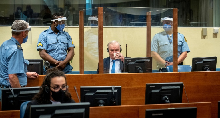 UN court upholds Ratko Mladic's war crimes, genocide convictions   Courts News