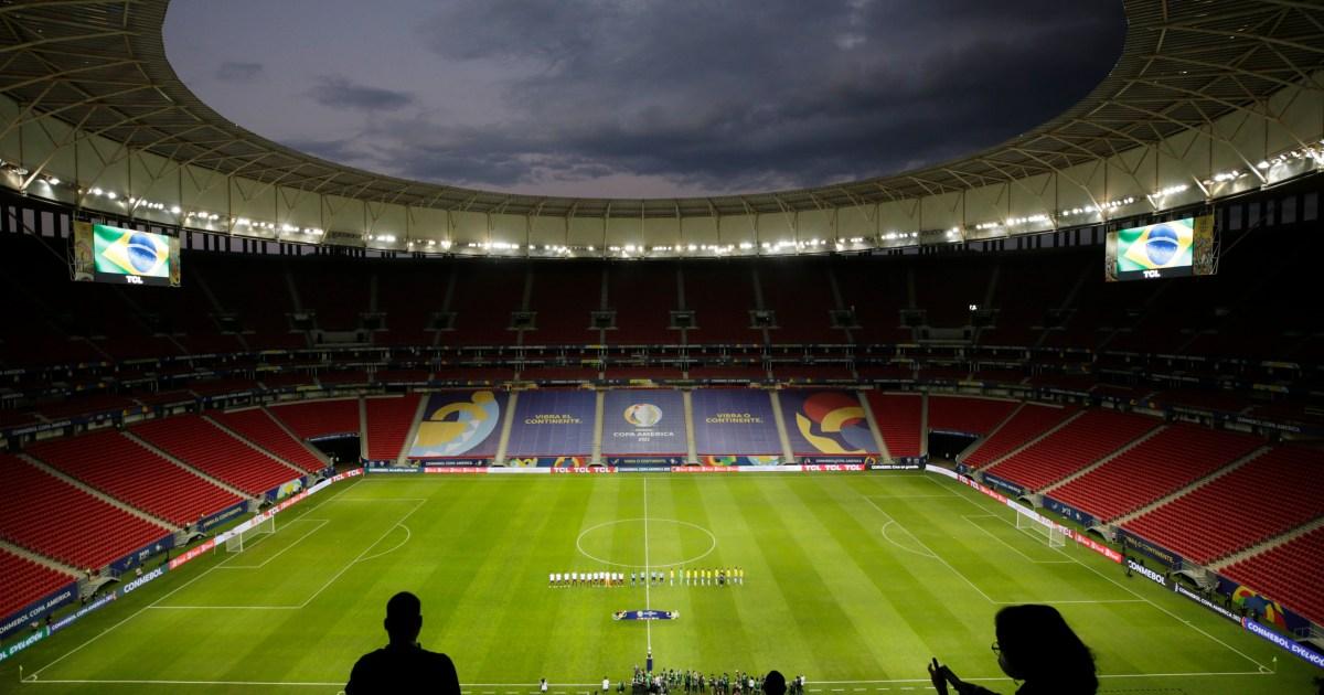 Copa America opens in Brazil against backdrop of COVID crisis