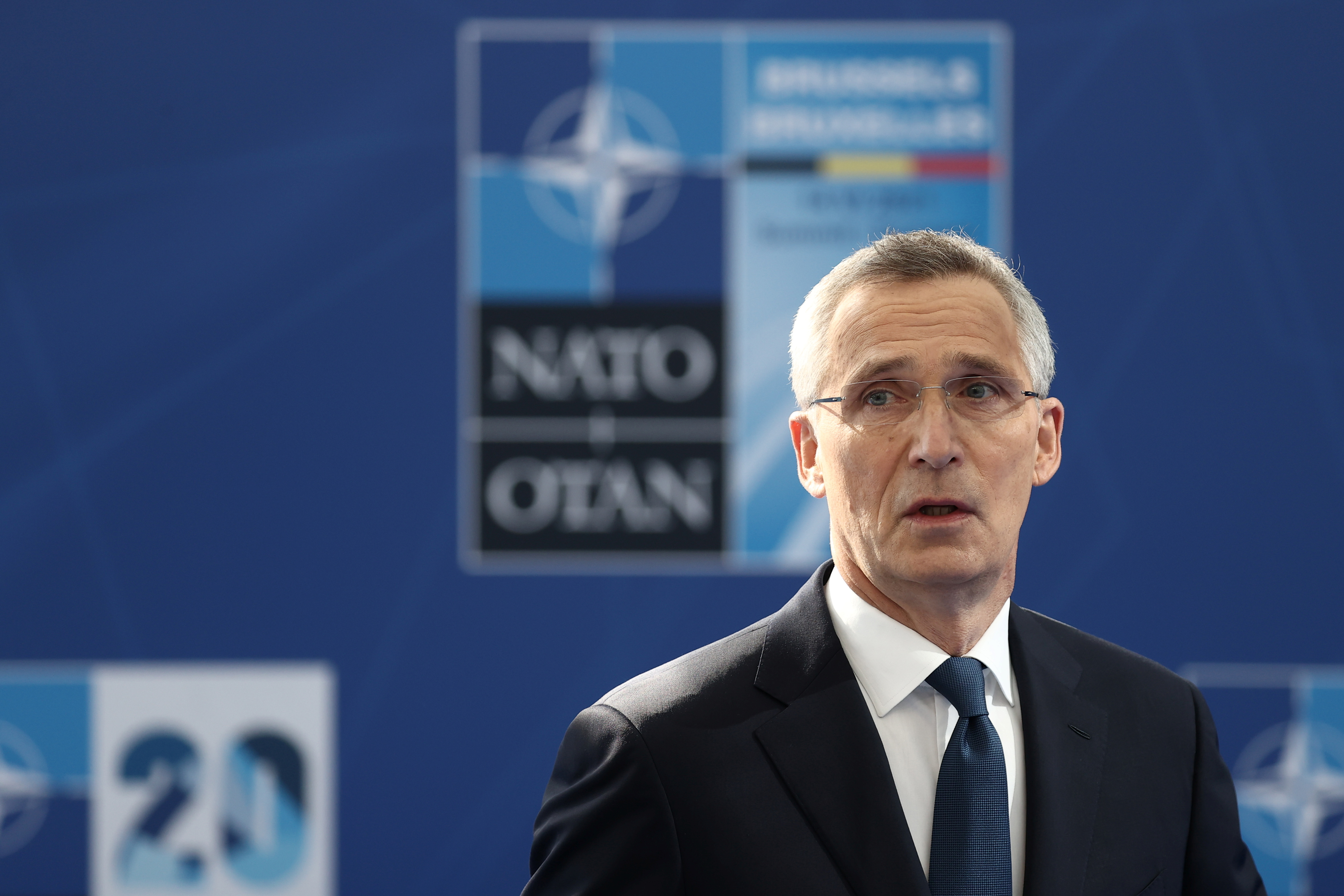 NATO leader calls for tough stance on China at start of summit NATO News
