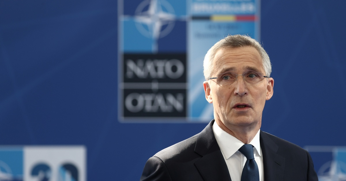 NATO chief calls for tough stance on China as summit begins