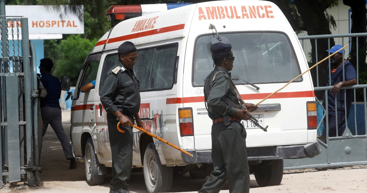 Somalia's army camp rocked by deadly suicide attack