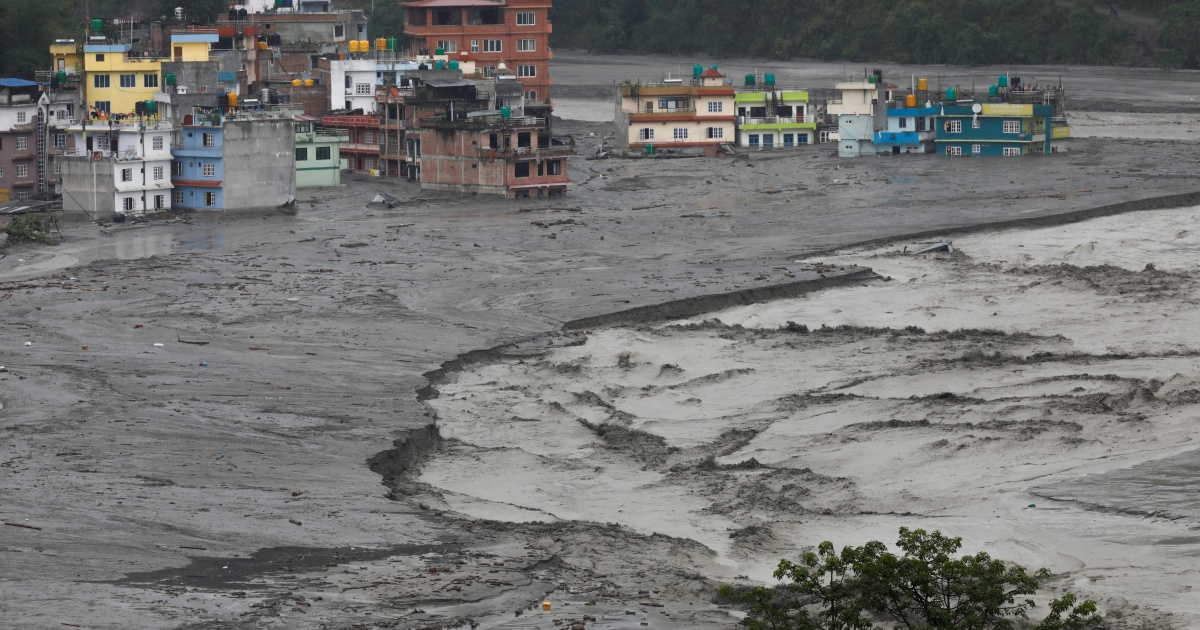 Photo of Many people died in monsoon flash floods and landslides in Bhutan, Nepal | Weather News