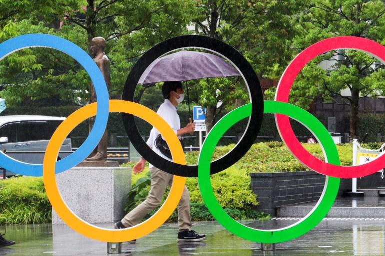 Penonton asing dilarang menghadiri Olimpiade, tertunda satu tahun karena pandemi File Pawel Kopczynski/Reuters