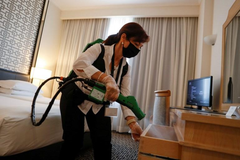 PBB tidak mengharapkan pariwisata internasional untuk kembali ke tingkat prapandemi hingga paling cepat 2023 File Reuters
